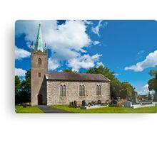 Ardmore Parish Church Metal Print