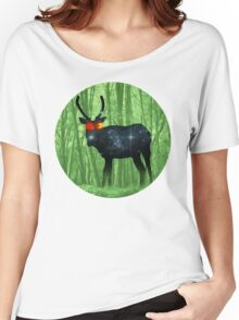 Young Spirit of the Forest Women's Relaxed Fit T-Shirt