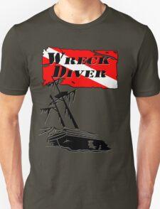 Shipwreck Diver T-Shirt
