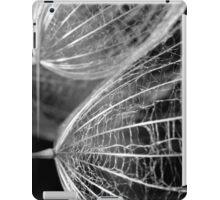 Monochrome Nature iPad Case/Skin