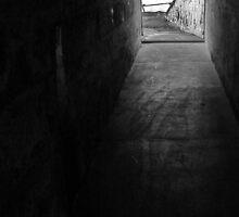 Doorway to forgotten history by David Gallagher