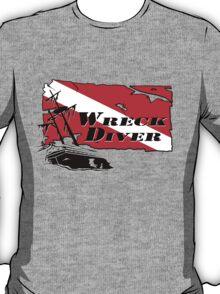 Shipwreck Diver 2 T-Shirt