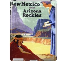 New Mexico Vintage iPad Case/Skin