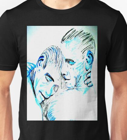 Masculine Tenderness Unisex T-Shirt
