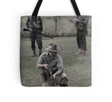 Tribute to the fallen soldiers Tote Bag