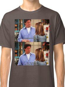 Chandler Bings Sarcasm - FRIENDS Classic T-Shirt