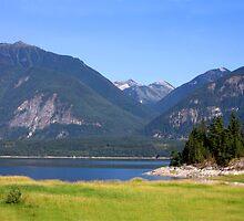 Upper Arrow Lake by Gregory Ewanowich
