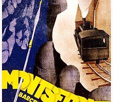 Vintage Rail Barcelona by Geekimpact