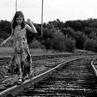 Walking the Rail by Heather Rampino