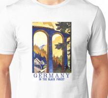 Black Forest Vintage Unisex T-Shirt