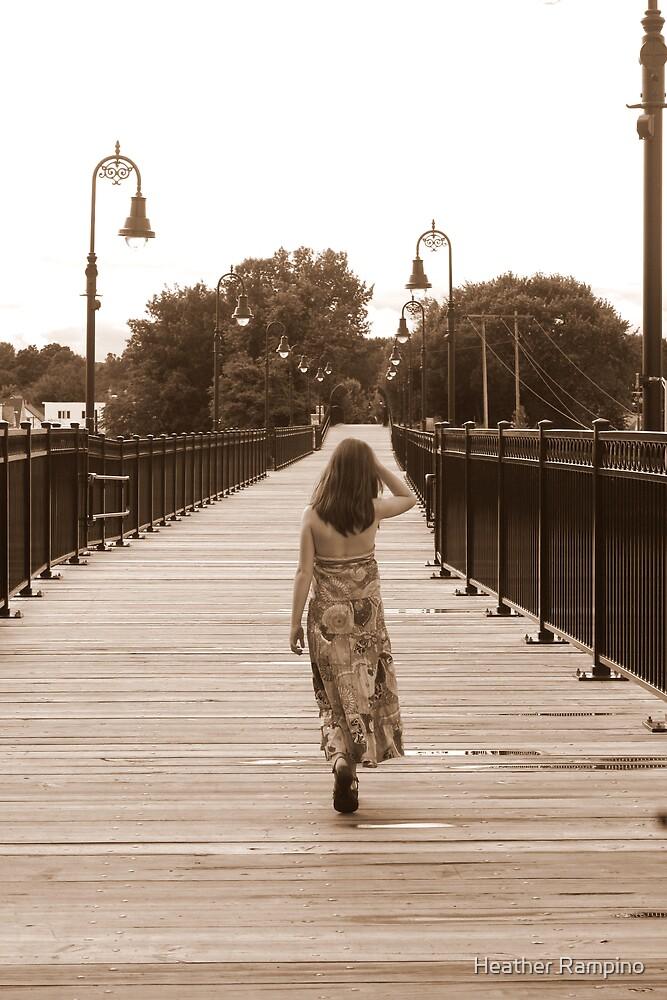 Lonely Bridge by Heather Rampino