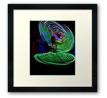 Whirling Dervish 2 Framed Print