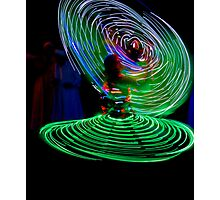 Whirling Dervish 2 Photographic Print