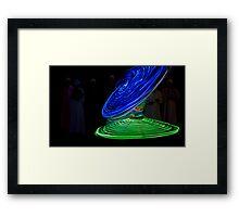 Whirling Dervish 3 Framed Print