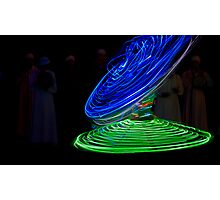 Whirling Dervish 3 Photographic Print