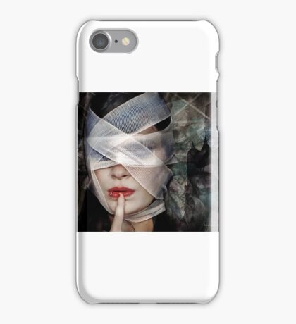 The wild are strong... iPhone Case/Skin