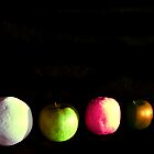 Colors Fruits by terrebo