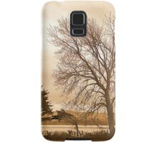 Trees In Sepia......................................Most Products Samsung Galaxy Case/Skin