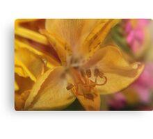 Floral Canvas Print