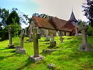 The Church of St.Nicholas Pyford - HDR  by Colin J Williams Photography