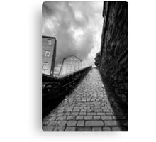 Snicket Canvas Print