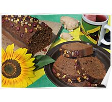 Jamaican Ginger Cake Poster