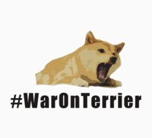 #WarOnTerrier - Where where you. by wolfcat