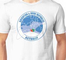 Brighton & Hove Republic, Actually Unisex T-Shirt
