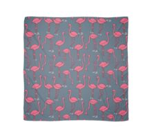 Flamingo -  Payne's Gray by Andrea Lauren Scarf