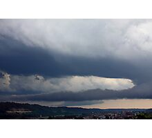 *SEVERE THUNDERSTORMS* Photographic Print