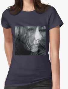 Ocean Dreaming ... Womens Fitted T-Shirt