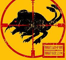 Target: Womp Rat by smallwolf