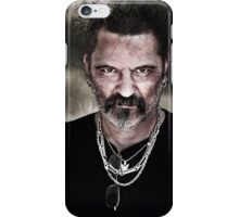 Don't touch! iPhone Case/Skin