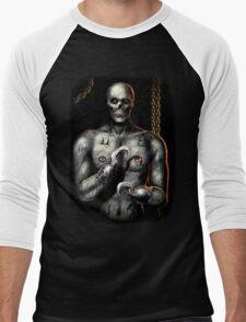 Butcher demon Men's Baseball ¾ T-Shirt