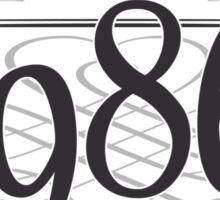 Since 1986 Sticker