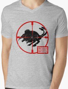 Target: Womp Rat Mens V-Neck T-Shirt