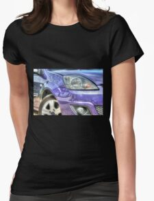 Fiesta in HDR Womens Fitted T-Shirt