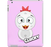 Farm Animal Fun Games - Clucky - Pink iPad Case/Skin
