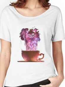 Cheshire Cat Fog Women's Relaxed Fit T-Shirt