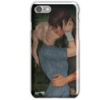 Kiss In The Rain-Bethyl iPhone Case/Skin