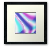 Pretty in Pastel Framed Print