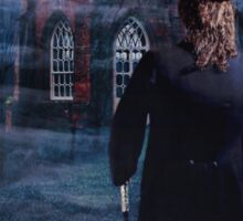 The Folly in the Mist Sticker