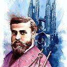 Gaudi by kenmeyerjr