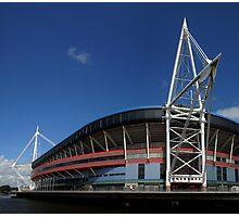Millennium Stadium  Photographic Print