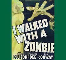 I Walked With A Zombie Vintage Unisex T-Shirt