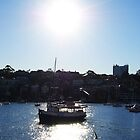 harbourboat by TaylorV