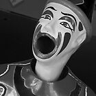 lauging clown by TaylorV