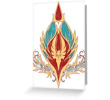 Crest of the Sin'dorei (Style 2) Greeting Card