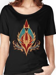 Crest of the Sin'dorei (Style 2) Women's Relaxed Fit T-Shirt