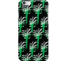 Forest of Wacky Green Trees iPhone Case/Skin